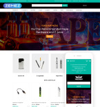 Download Template Monster OpenCart Template 76473