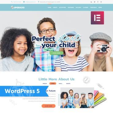 WordPress Theme # 76561