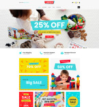 Template 76633 MotoCMS Ecommerce Templates