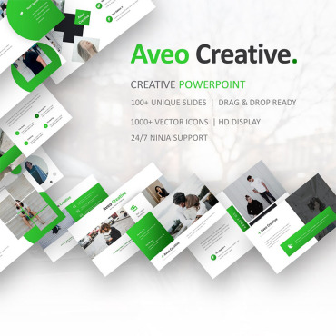 PowerPoint Template # 76662