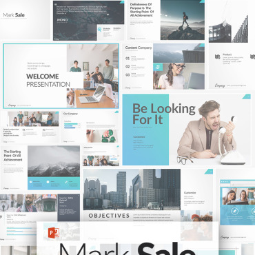 PowerPoint Template # 76664