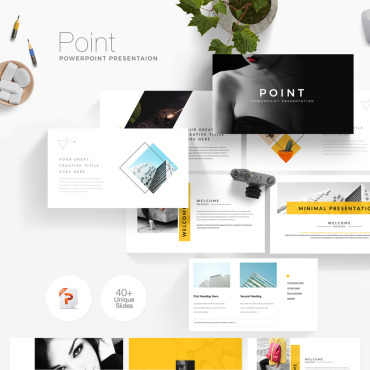 PowerPoint Template # 76686