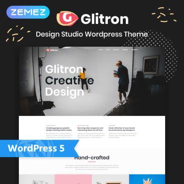 WordPress Theme # 76698