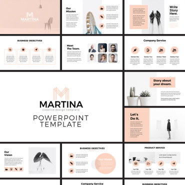 PowerPoint Template # 76704