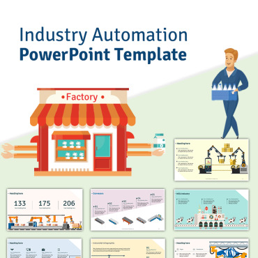 PowerPoint Template # 76720