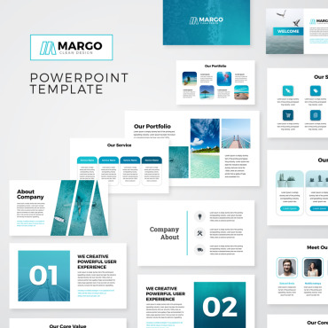 PowerPoint Template # 76722