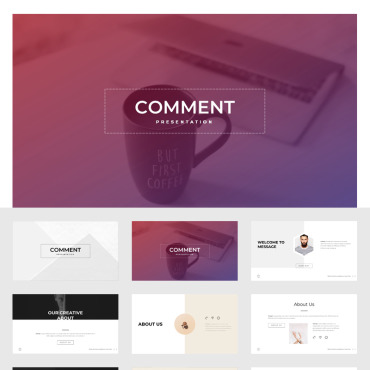 PowerPoint Template # 76745