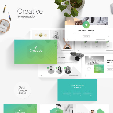 PowerPoint Template # 76755