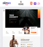 Template 76799 Landing Page Templates