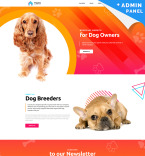 Template 76821 Landing Page Templates