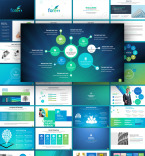 Template 76824 PowerPoint Templates