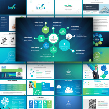 PowerPoint Template # 76824
