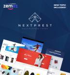 Download Template Monster PrestaShop Theme 76952