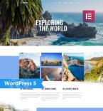 Download Template Monster WordPress Theme 76956