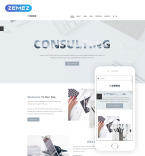 Download Template Monster Joomla Template 77064