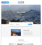 Template 77088 Landing Page Templates