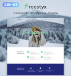 Download Template Monster WordPress Theme 77139