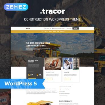 WordPress Theme # 77210