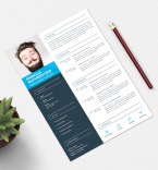 Template 77561 Resume Templates