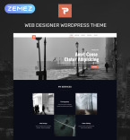 Download Template Monster WordPress Theme 77586
