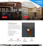 Template 77615 Landing Page Templates
