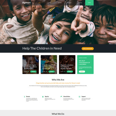 Moto CMS HTML Template # 77617