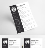 Template 77729 Resume Templates
