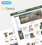 Download Template Monster WooCommerce Theme 77840