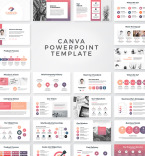 Template 77848 PowerPoint Templates