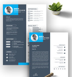 Template 77849 Resume Templates
