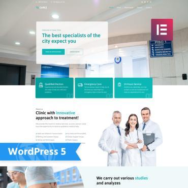 WordPress Theme # 77892