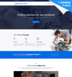Template 77906 Landing Page Templates
