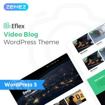 WordPress Theme # 78053