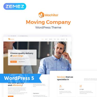 WordPress Theme # 78068