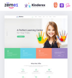 Template 78185 Landing Page Templates