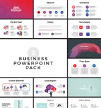 Template 78499 PowerPoint Templates