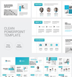 Template 78540 PowerPoint Templates