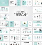 Template 78835 PowerPoint Templates