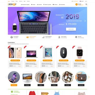 OpenCart Template # 78915