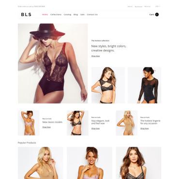 Shopify Theme # 78941