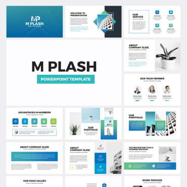 PowerPoint Template # 78992
