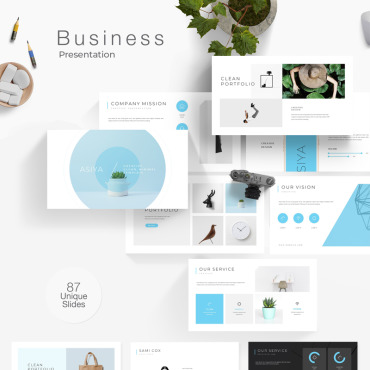 PowerPoint Template # 78998