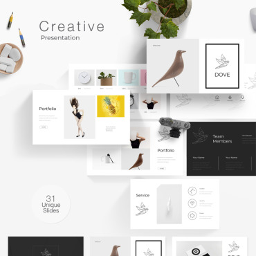 PowerPoint Template # 79022