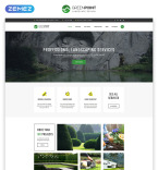 Template 79131 Landing Page Templates