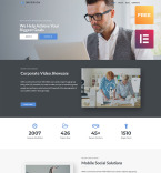 Download Template Monster WordPress Theme 79536