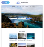 Travel Agency Vendors Template