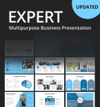 Download Template Monster PowerPoint Template 80005