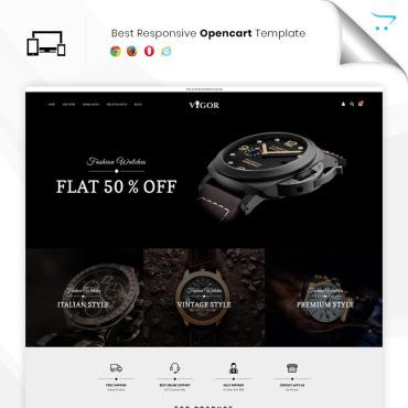 OpenCart Template # 80197