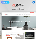 Download Template Monster Magento Theme 80476