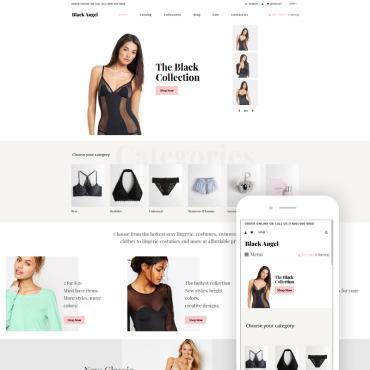 Shopify Theme # 80706